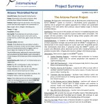 Download Arizona Parrot Project Summary